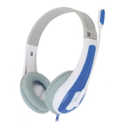Fone Headset Hit Azul