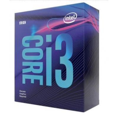 Processador Intel Core i3 9100F