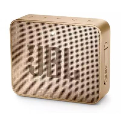 Caixa de Som Bluetooth JBL GO2 Champagne