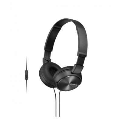 Fone de Ouvido com Microfone MDR-ZX310AP Preto