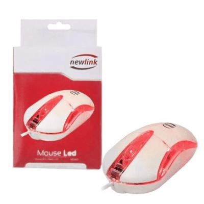 Mouse com Fio MO310 Branco