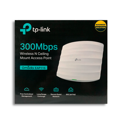 Access Point Wireless N  EAP115 300Mbps