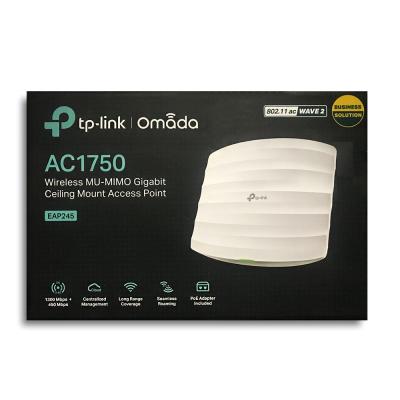 Access point Wireless Gigabit MU-MIMO EAP245 AC1750
