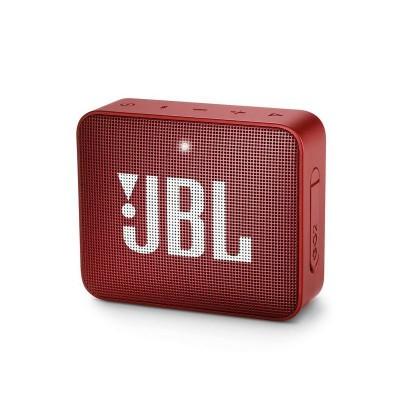 Caixa de Som Bluetooth JBL GO2 Vermelho
