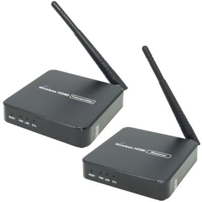 Extensor HDMI WiFi 100 Metros Exbom