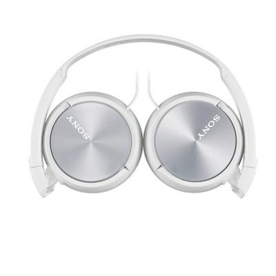 Fone de Ouvido com Microfone MDR-ZX310AP Branco