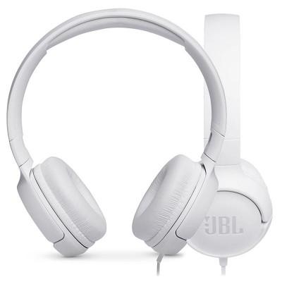 Fone de Ouvido com Microfone Tune 500 White
