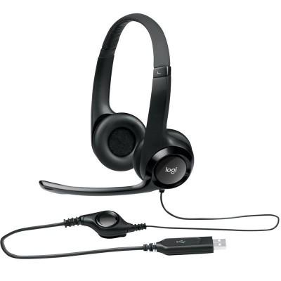 Fone Headset USB Logitech H390