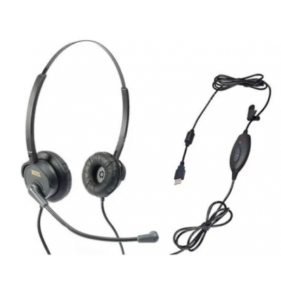 Headset Zox DH-60D