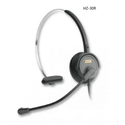 Headset Zox HZ-30R