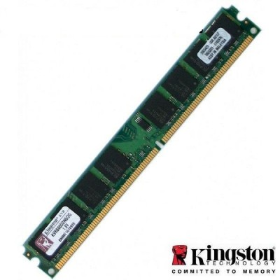 Memória PC Kingston DDR2 2Gb 800 Mhz