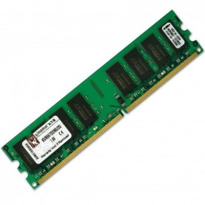 Memória PC Kingston DDR2 2Gb 667 Mhz