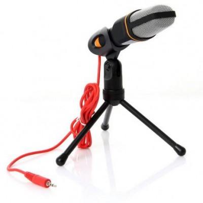 Microfone Condensador P2 SF-666