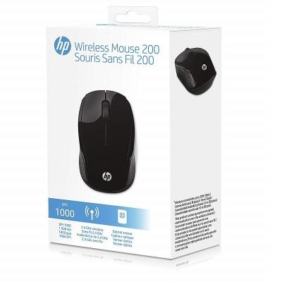 Mouse HP sem Fio Souris Sans Fil 200
