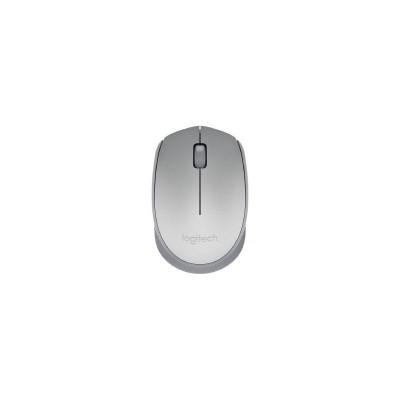 Mouse Logitech sem Fio M170 Cinza