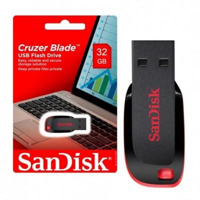 Pen Drive Cruzer Blade 32GB