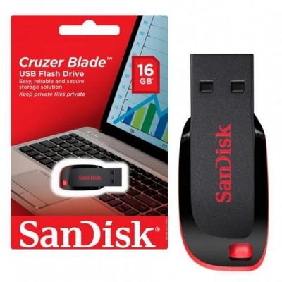 Pen Drive Cruzer Blade 16GB