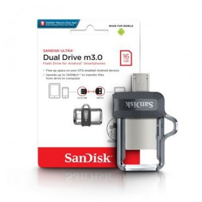 Pen Drive Dual 16GB