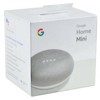 Google Home Mini Cinza