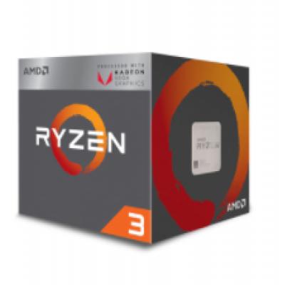 Processador Radeon Vega 8 Graphics 3 3200G