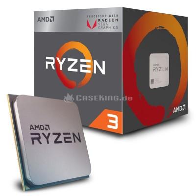 Processador Radeon Ryzen 3
