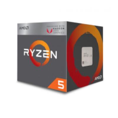 Processador Radeon Vega 11 Graphics 5 3400G