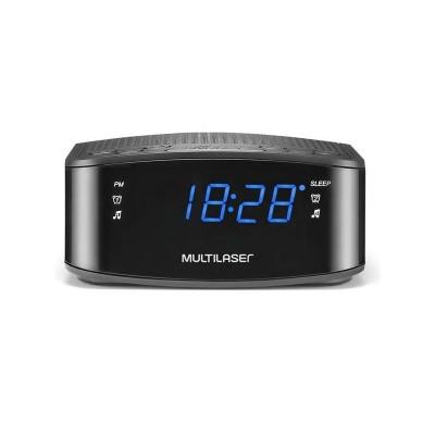 Rádio Relógio Digital SP288