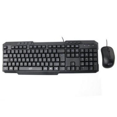 Kit Teclado e Mouse New Link com Fio CK105