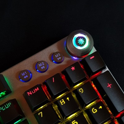 Teclado Wired Gaming SPK8614