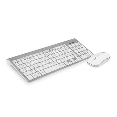 Kit Teclado e Mouse C3-Tech sem Fio K-W510